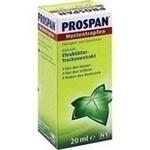 Verpackungsbild(Packshot) von PROSPAN Hustentropfen