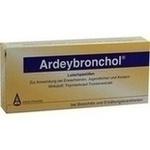 Verpackungsbild(Packshot) von ARDEYBRONCHOL Pastillen