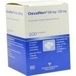 Verpackungsbild(Packshot) von OSVAREN Filmtabletten