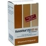 Verpackungsbild(Packshot) von EUSOVITAL forte 403 mg Weichkapseln