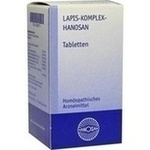 Verpackungsbild(Packshot) von LAPIS KOMPLEX Hanosan Tabletten