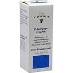 Verpackungsbild(Packshot) von RETTERSPITZ Erkältungstropfen