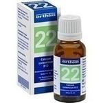 Verpackungsbild(Packshot) von BIOCHEMIE Globuli 22 Calcium carbonicum D 12