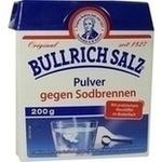 Verpackungsbild(Packshot) von BULLRICH Salz Pulver