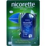 Verpackungsbild(Packshot) von NICORETTE freshmint 2 mg Lutschtabletten gepresst