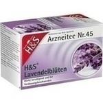 Verpackungsbild(Packshot) von H&S Lavendelblüten Filterbeutel