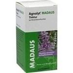 Verpackungsbild(Packshot) von AGNOLYT MADAUS Tinktur aus Keuschlammfrüchten