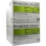 Verpackungsbild(Packshot) von MACROGOL comp-1A Pharma Plv.z.Her.e.Lsg.z.Einn.