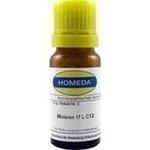 HOMEDA Molaren 17L C 12 Globuli
