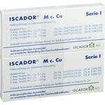 Verpackungsbild(Packshot) von ISCADOR M c.Cu Serie I Injektionslösung