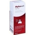 Verpackungsbild(Packshot) von MYKOSERT Spray