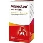 Verpackungsbild(Packshot) von ASPECTON Hustensaft