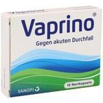 Verpackungsbild(Packshot) von VAPRINO 100 mg Kapseln