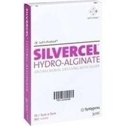 SILVERCEL Hydroalginat Verband 5x5 cm