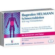 IBUPROFEN Heumann Schmerztabletten 400 mg