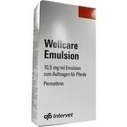 WELLCARE Emulsion f.Pferde