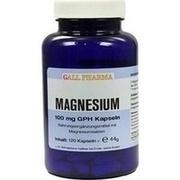 MAGNESIUM 100 mg Kapseln