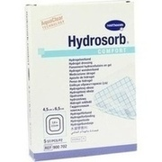 HYDROSORB comfort Wundverband 4,5x6,5 cm