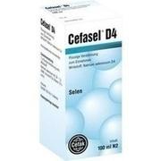 CEFASEL D 4 Tropfen
