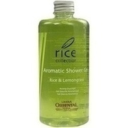 AROMATIC Shower Gel Rice & Lemongrass