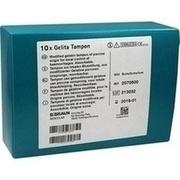 GELITA-Tampon 1x5x8 cm