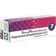 SCHUCKMINERAL Globuli 7 Magnesium phosphoricum D12