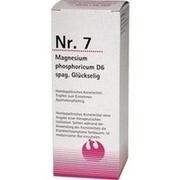 NR.7 Magnesium phosphoricum D 6 spag.Glückselig