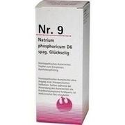 NR.9 Natrium phosphoricum D 6 spag.Glückselig