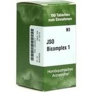 JSO-Bicomplex Heilmittel Nr.1
