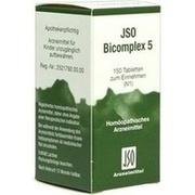 JSO-Bicomplex Heilmittel Nr.5