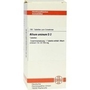 ALLIUM URSINUM D 2 Tabletten