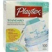 PLAYTEX Einwegbeutel 120/118 ml