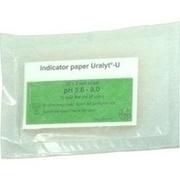 URALYT-U Indikatorpapier