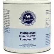 MULTIPLASAN Mineralstoffkompex 17 Pulver