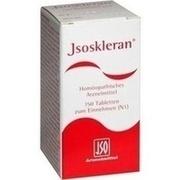 JSOSKLERAN 0,1 g Tabletten