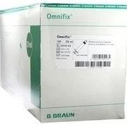 OMNIFIX Solo Spr.20 ml Luer Lock latexfrei