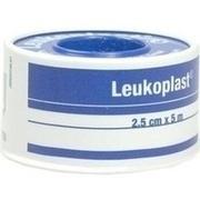LEUKOPLAST wasserfest 2,5 cmx5 m