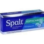 SPALT Kopfschmerz Weichkapseln