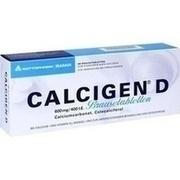 CALCIGEN D 600 mg/400 I.E. Brausetabletten