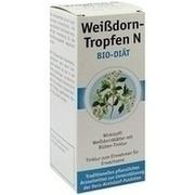 WEISSDORN TROPFEN N Bio-Diät