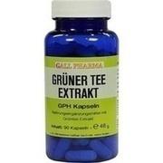GRÜNTEE Extrakt Kapseln