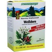 WEISSDORN SAFT Schoenenberger Heilpflanzens\a25fte