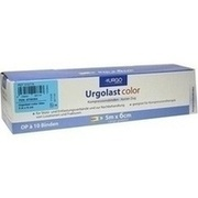 URGOLAST Color Binde 6 cmx5 m blau