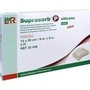 SUPRASORB P silicone Schaumverb.border 15x20 cm