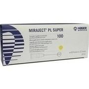 MIRAJECT Inj.Kan.PL stumpf 0,9/22 mm
