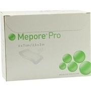 MEPORE Pro steril Pflaster 6x7 cm