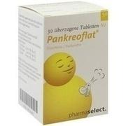 PANKREOFLAT überzogene Tabletten