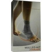 MALLEO-HIT Sprunggelenkbandage Gr.2 schwarz 07074
