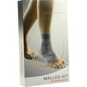 MALLEO-HIT Sprunggelenkbandage Gr.3 schwarz 07074