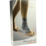 MALLEO-HIT Sprunggelenkbandage Gr.5 schwarz 07074
